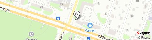 Вариант на карте Березников