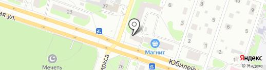 Управление гражданской защиты на карте Березников