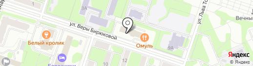 Партнер ККМ на карте Березников