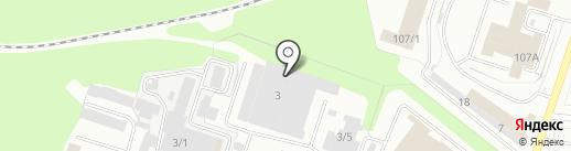 Областная продовольственная компания на карте Березников