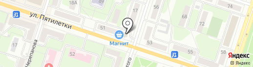 Сервис ПРО на карте Березников