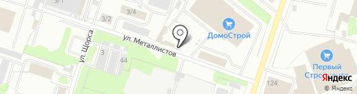 С пылу, с жару на карте Березников