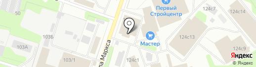 РостМаркет на карте Березников
