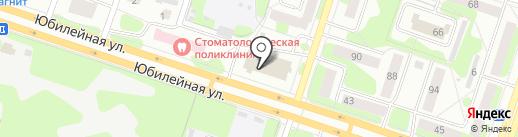 Автоимидж на карте Березников