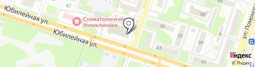 МИР на карте Березников