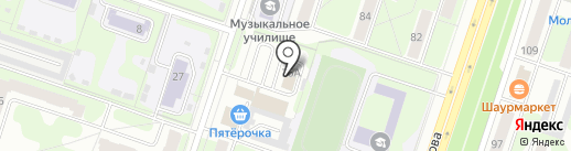 samsung на карте Березников