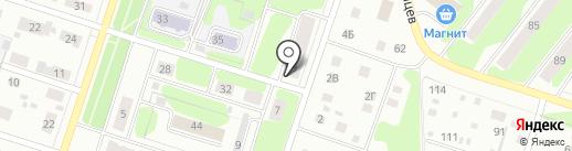 Промэлектроника на карте Березников