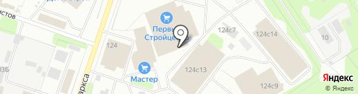 Торговая компания на карте Березников