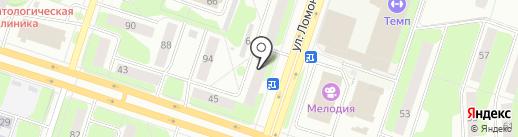 Совкомбанк, ПАО на карте Березников