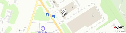 ГИДРОСИЛА на карте Березников