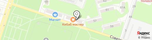 Для двоих на карте Березников