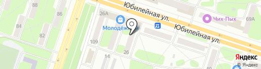 NonStop Vape Shop на карте Березников