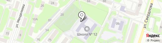 Чемпионика на карте Березников