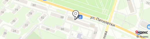 Татьяна на карте Березников
