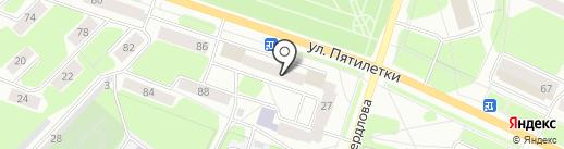 City rolls на карте Березников