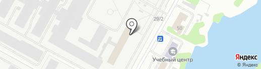 АВИСМА на карте Березников