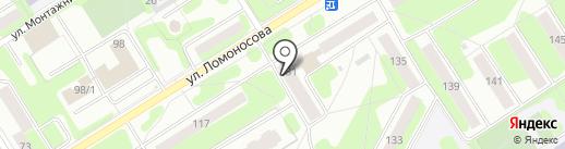Для Своих на карте Березников