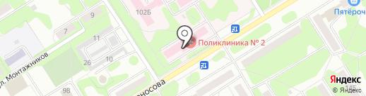 Астрамед-МС на карте Березников