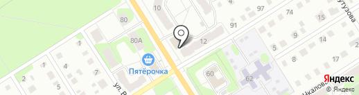 Транспортная компания на карте Березников