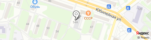 Мини-маркет на карте Березников
