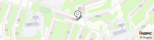 ГТО на карте Березников