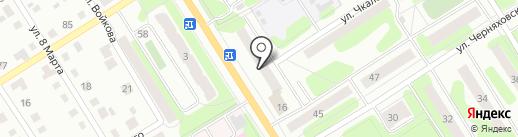 Майские Деликатесы на карте Березников