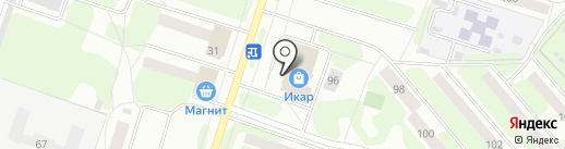 Память на карте Березников