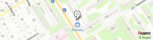 ПЕРМЬ-ТОРГ на карте Березников