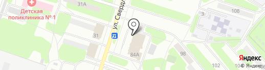 ЭлеКом на карте Березников