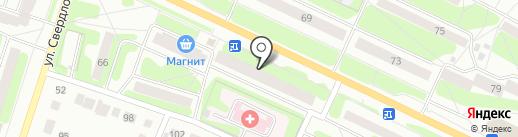 Улыбка на карте Березников