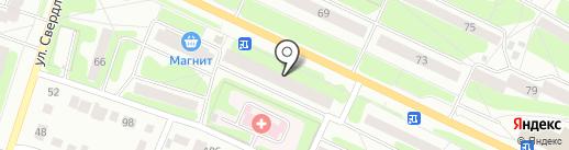 Уют на карте Березников