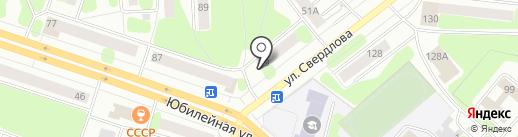 Совершенство на карте Березников