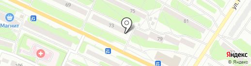 Сосмаркет на карте Березников