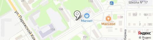 1000 мелочей на карте Березников