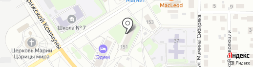 Банкомат, Сбербанк, ПАО на карте Березников
