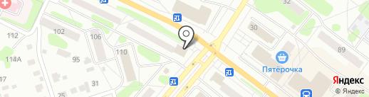 Платежный терминал, Бинбанк, ПАО на карте Березников