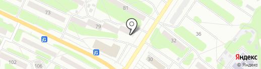 Бережная аптека на карте Березников