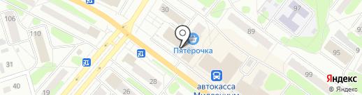 Эконом плюс на карте Березников
