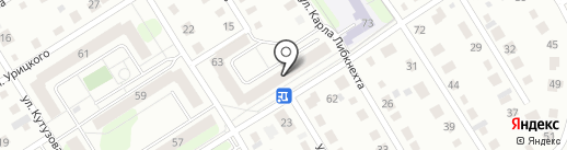 Техэнергосбыт на карте Березников