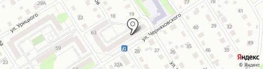 Хозяюшка на карте Березников