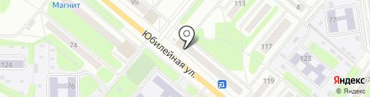 Магазин ивановского трикотажа на карте Березников