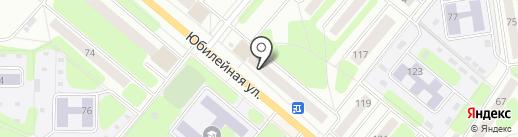 Грация на карте Березников
