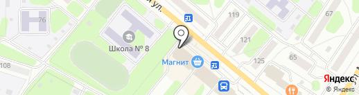 DEFILE на карте Березников