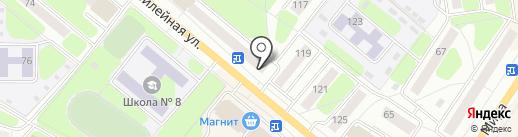 Amigo на карте Березников
