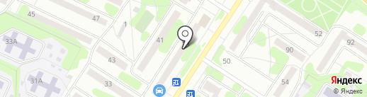 Вина Кубани на карте Березников