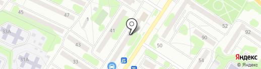 Butterfly на карте Березников