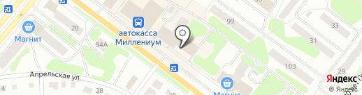 Вся мебель на карте Березников