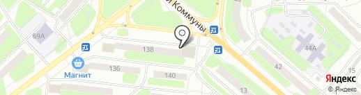 Мастерская по ремонту обуви, изготовлению ключей и ремонту одежды на карте Березников