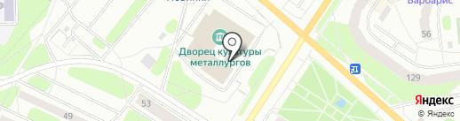 Оптимист на карте Березников