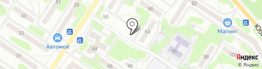 Библиотека №2 на карте Березников